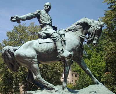 General Philip HenrySheridan Statue