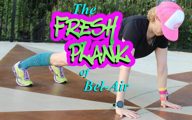 abs crunches abdominals plank fresh prince of bel air