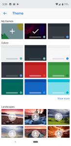 كيفية تغيير شكل لوحة مفاتيح Google