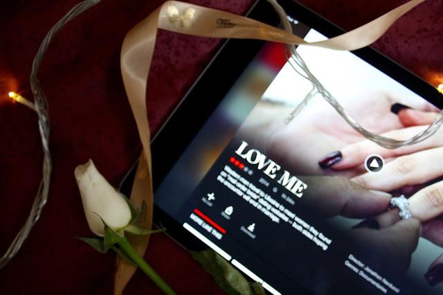 valentines romance netflix ideas night in