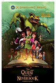 Watch Peter Pan: The Quest for the Never Book Online Free 2018 Putlocker