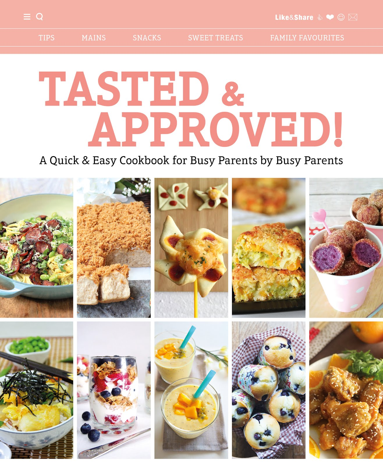 Tasted & Approved Cookbook