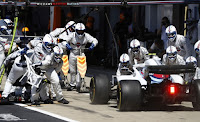 Williams Martini Racing Grand Prix Wielkiej Brytanii