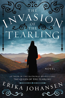 The invasion of the tearling copertina