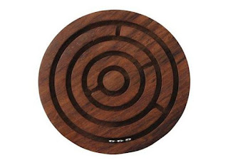 Game Labyrinth Ball-in-a-maze Puzzles