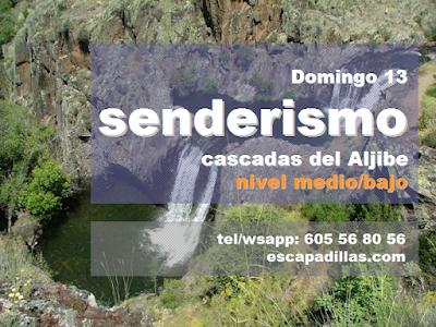 Casadas del Aljibe y pueblos negros de Guadalajara con el grupo de senderismo - escapadillas.com