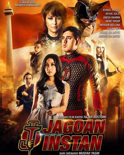 Download Film Jagoan Instan (2016) DVDRip Full Movie