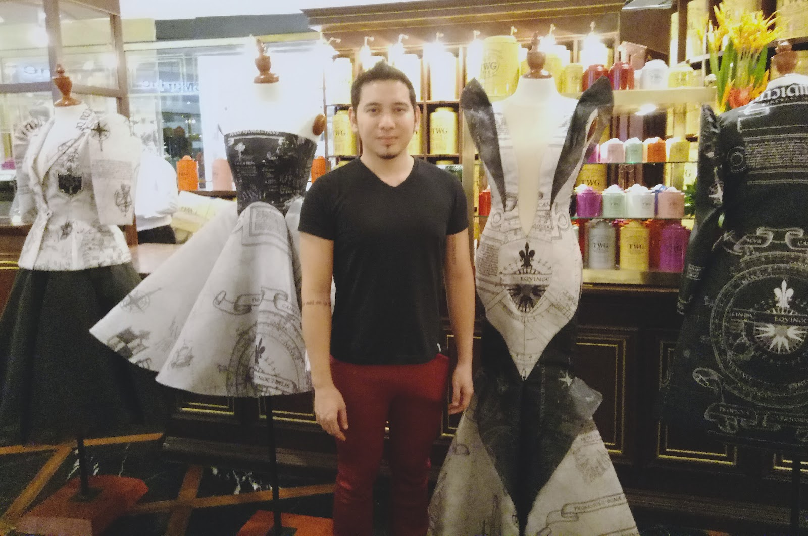 Epson Philippines partners with award-winning fashion designer John