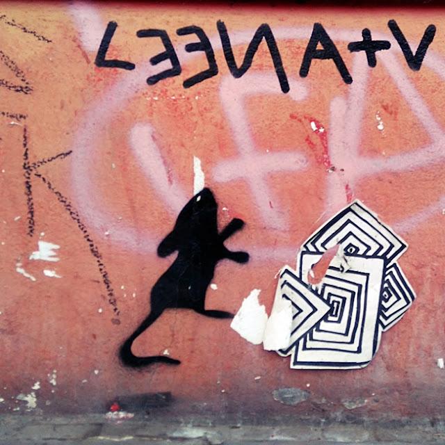 banksy motiv ratte