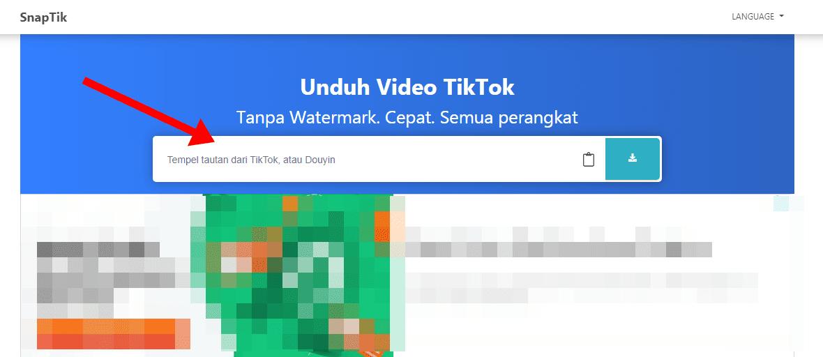 Cara Download Video Tiktok No Watermark Cahklinter Blog