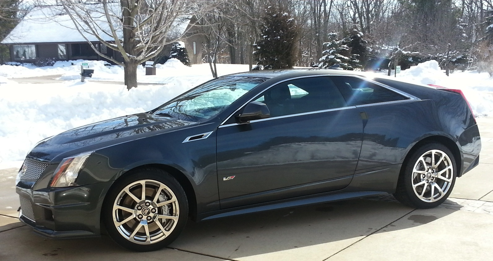 Why I Bought A Cadillac Cts V Coupe Ticktickvroom Car Blog