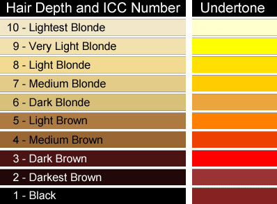Explain How Natural Hair Pigments Influence Colour Selection