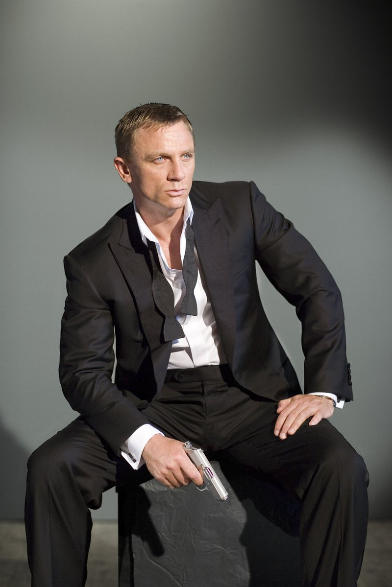 Craig As Bond