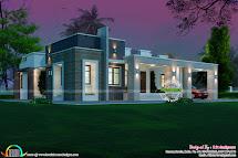 3 Bedroom Modern Single Floor 40 Laks Cost - Home Design
