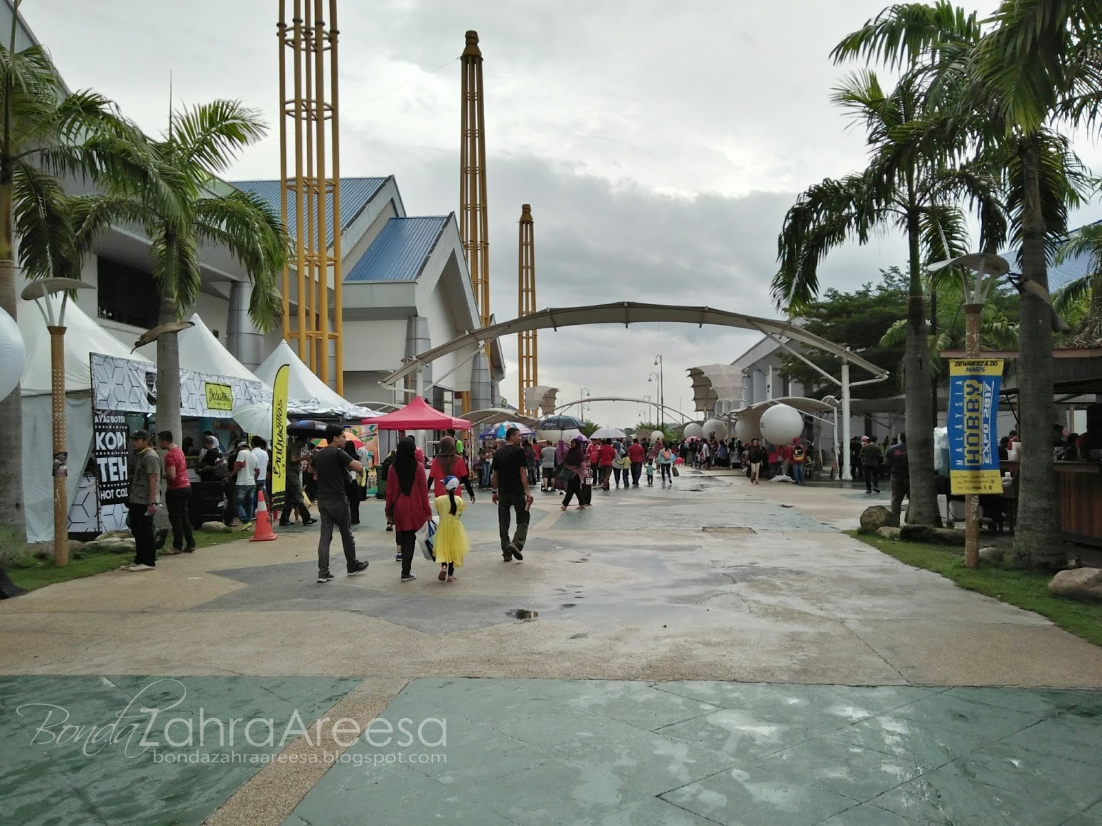 Karnival Upin & Ipin Di Maeps Serdang