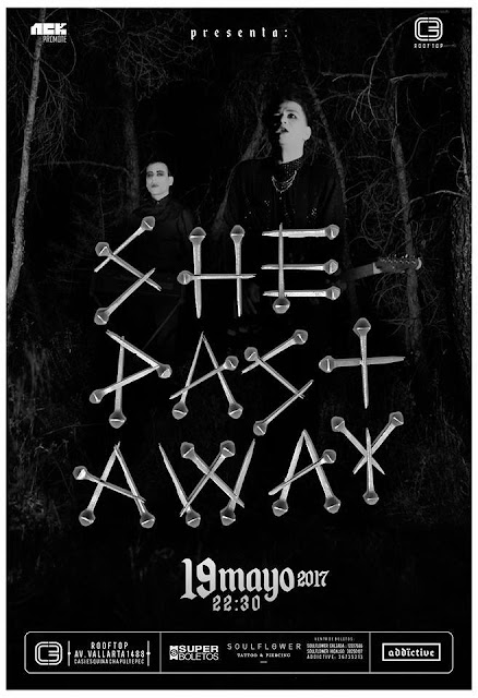 SHE PAST AWAY REGRESA