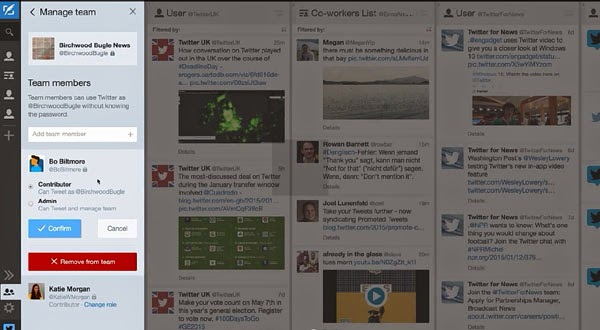 Twitter introduces TweetDeck Teams: A simple way to share access to your Twitter accounts without sharing passwords
