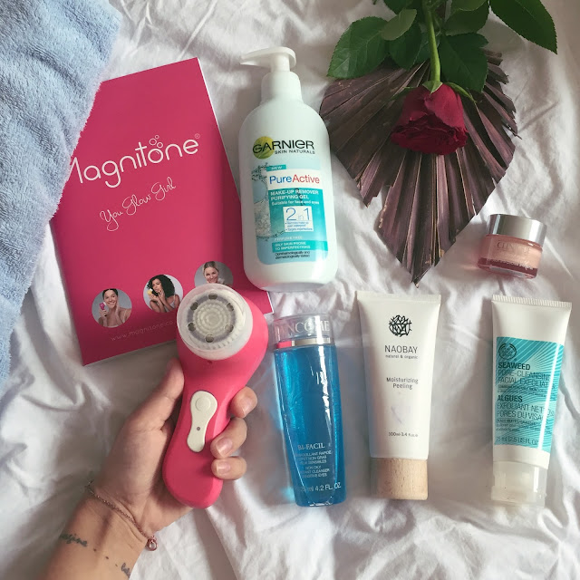 magnitone face brush review