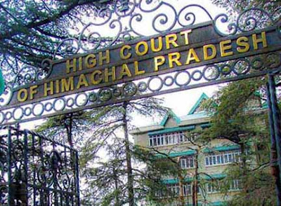 Himachal Pradesh High Court, High Court of Himachal Pradesh, Himachal High Court, Shimla, Himachal News