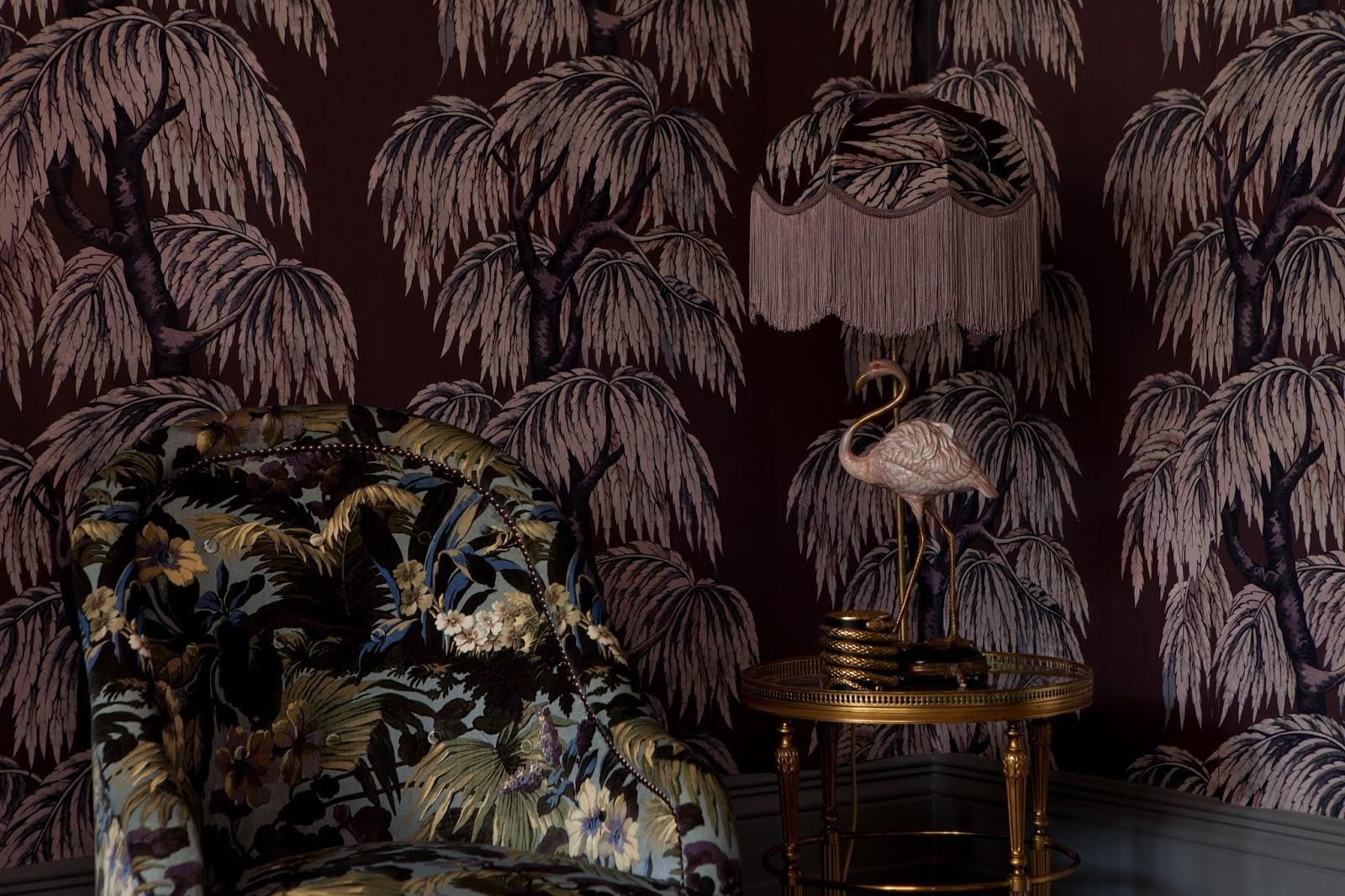 atelier anne lavit artisan tapissier d corateur 69007 lyon tissus house of hackney. Black Bedroom Furniture Sets. Home Design Ideas