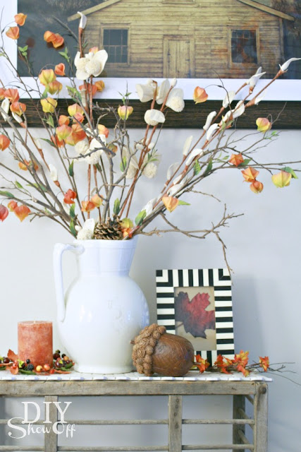 http://diyshowoff.com/2013/09/09/falling-vintage-fall-home-tour/