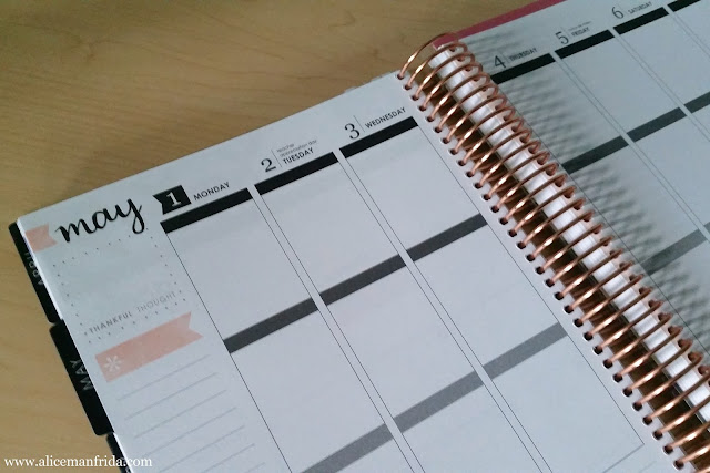 Erin Condren, Life Planner, ECLP, vertical layout, neutral, watercolor, rose gold, calendar, planner, agenda, organization