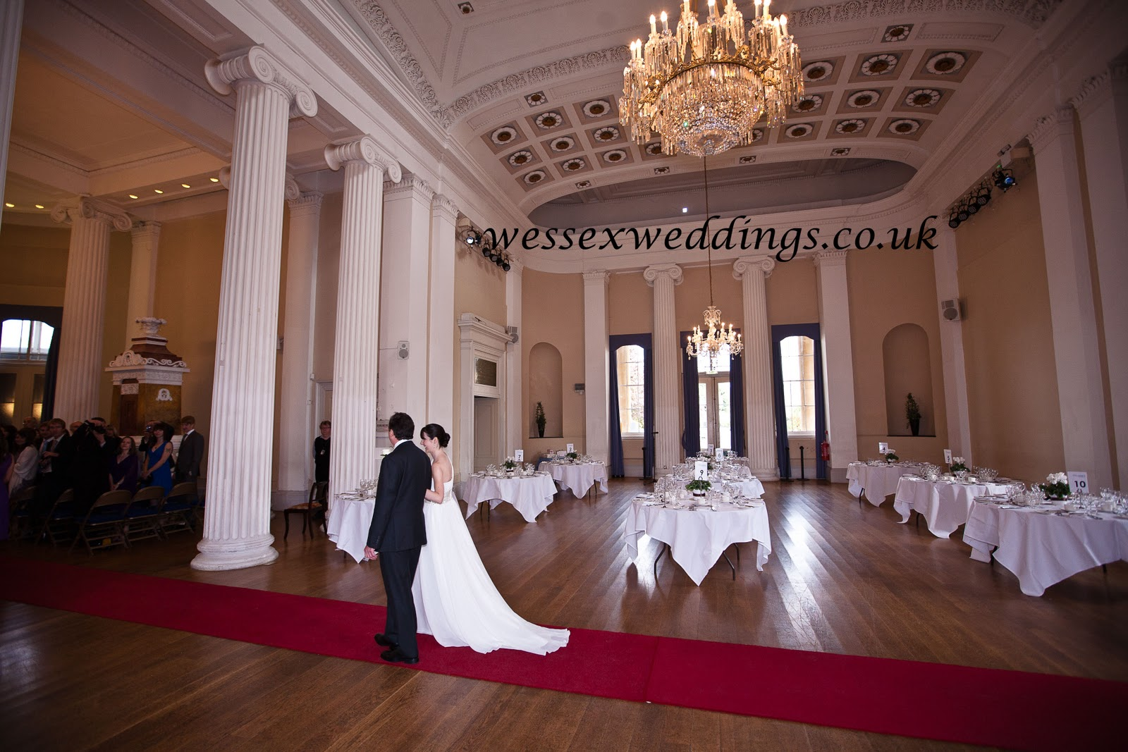 Wessex Wedding Photography Wedding Of Joanna And Peter At
