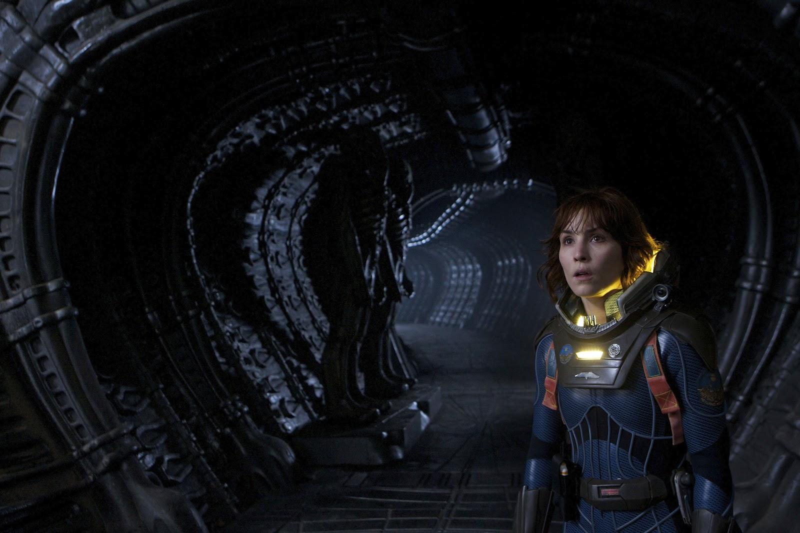 Noomi Rapace se incorpora al reparto de 'Alien: Covenant'