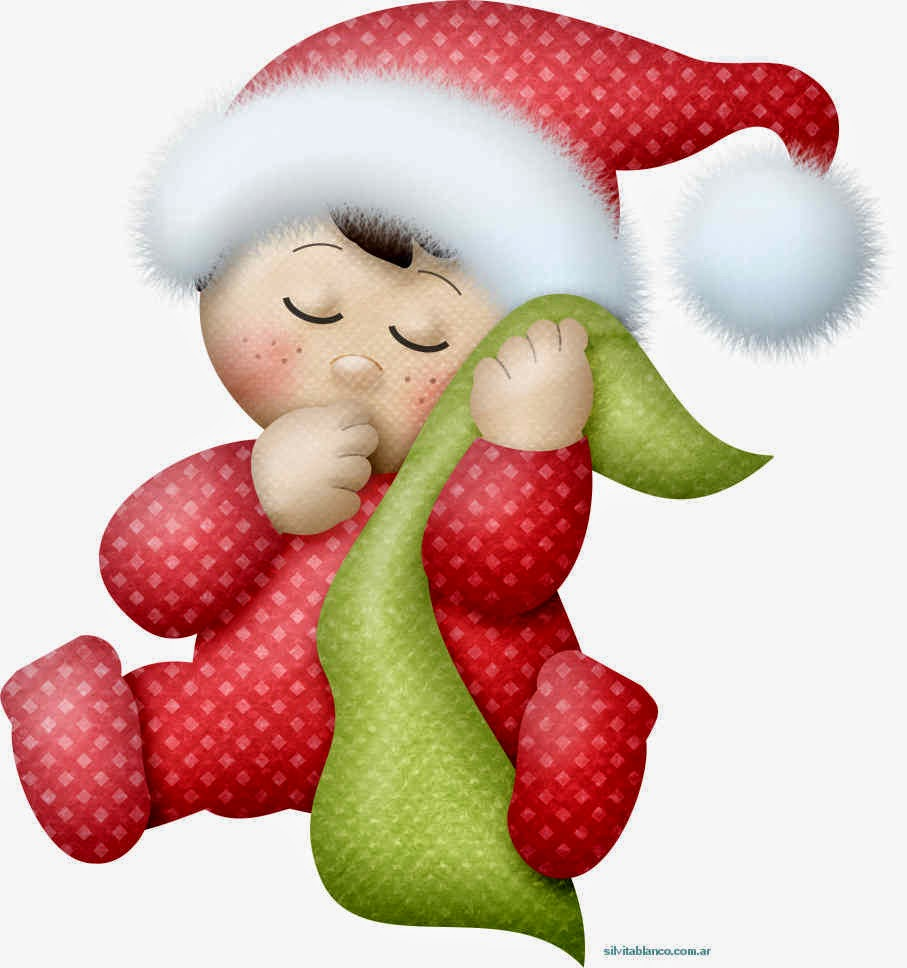 babys first christmas clipart