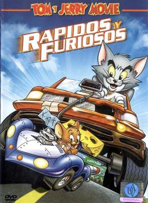 Tom y Jerry: Rapido y Furioso – DVDRIP LATINO