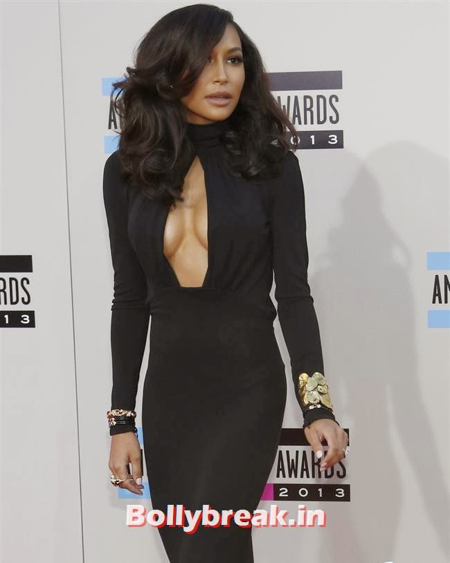 Naya Rivera, American Music Awards 2013