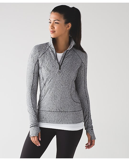 lululemon rush-hour-half-zip