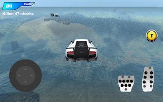 X Robot Car: Shark Water v1.4.2 Modded Apk