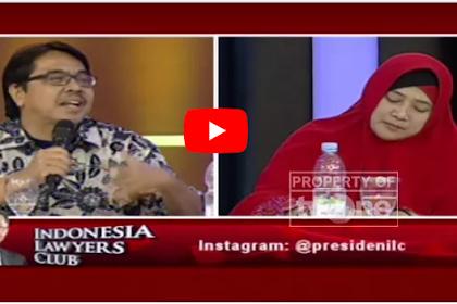 Telak! Prof. Suteki Tanggapi Pernyataan Ade Armando yang Sebut Aturan Tuhan bisa Dikaji Kembali dalam Kasus LGBT di ILC Tv One