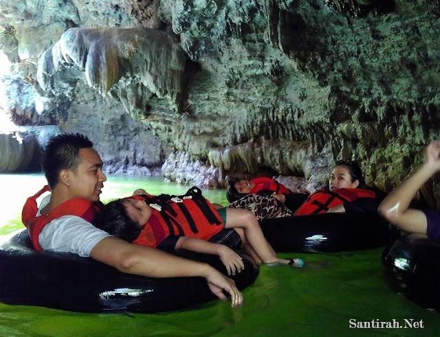 Paket Hemat Santirah River Tubing