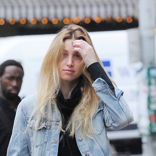 Television Personality, @ Whitney Port out in NYC