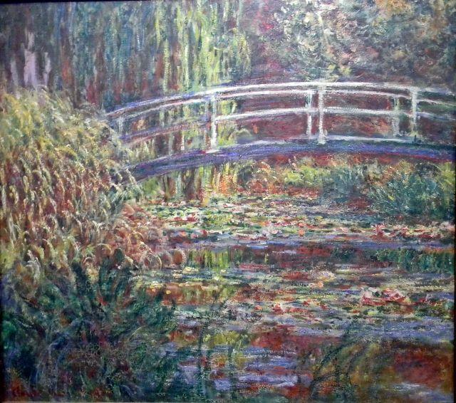 Claude Monet. Paryż, muzeum d'Orsey