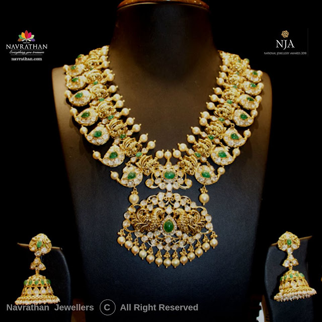 Traditional Jewellery by Navrathan Jewels