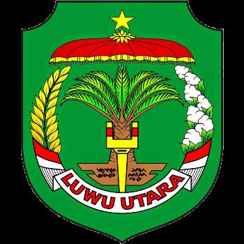 Logo Kabupaten Luwu Utara PNG