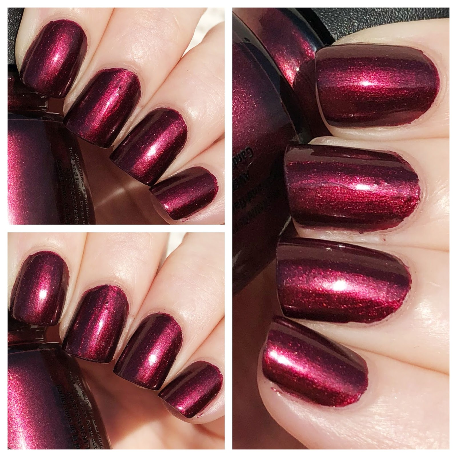 cat eyes & skinny jeans: NOTD: China Glaze Online Only Street Regal ...