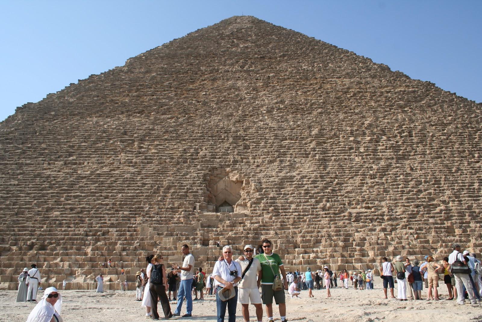 El Mundo de Pepe Hermano: EGIPTO, Saqqara, Keops, Kefren