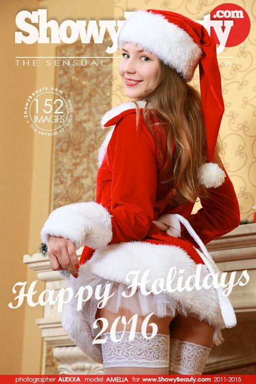 ShowyBeauty - Amelia - Happy Holidays 2016