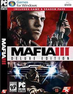 Resultado de imagem para Mafia III capa