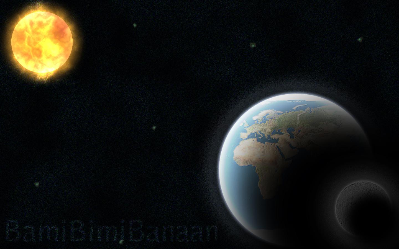 earth-sun and moon - photo #22
