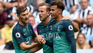 Newcastle United vs Tottenham Hotspur 1-2 Video Gol & Highlights.