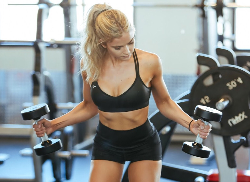 The Perfect Workout Split - Never Miss A Workout - Workout Plan - Motivation Get Fit - Cara Loren