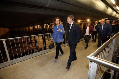 La Generalitat invertirá 32,8 millones en 2017 para mejorar la depuración, el regadío y el abastecimiento del agua en Alicante