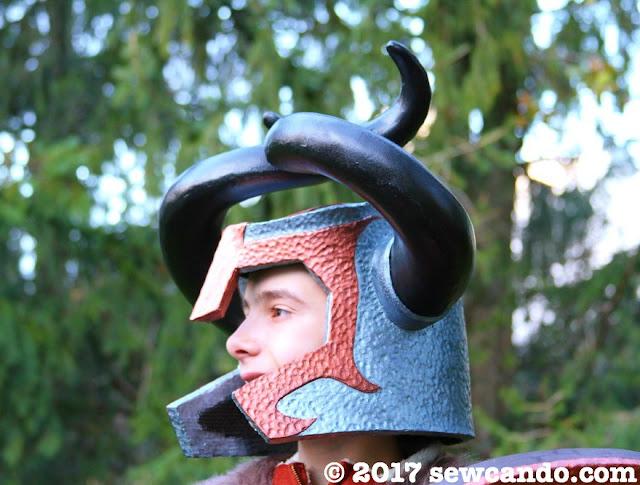 Viking Costume Ideas For Kids