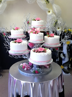 Hector S Custom Cakes December 2012