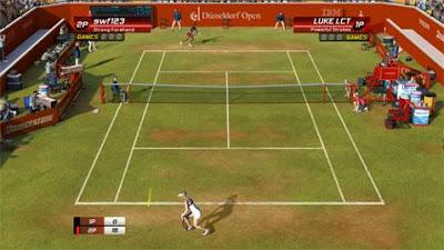 Sega irá mostrar na feira CES o game Virtua Tennis para Android 2